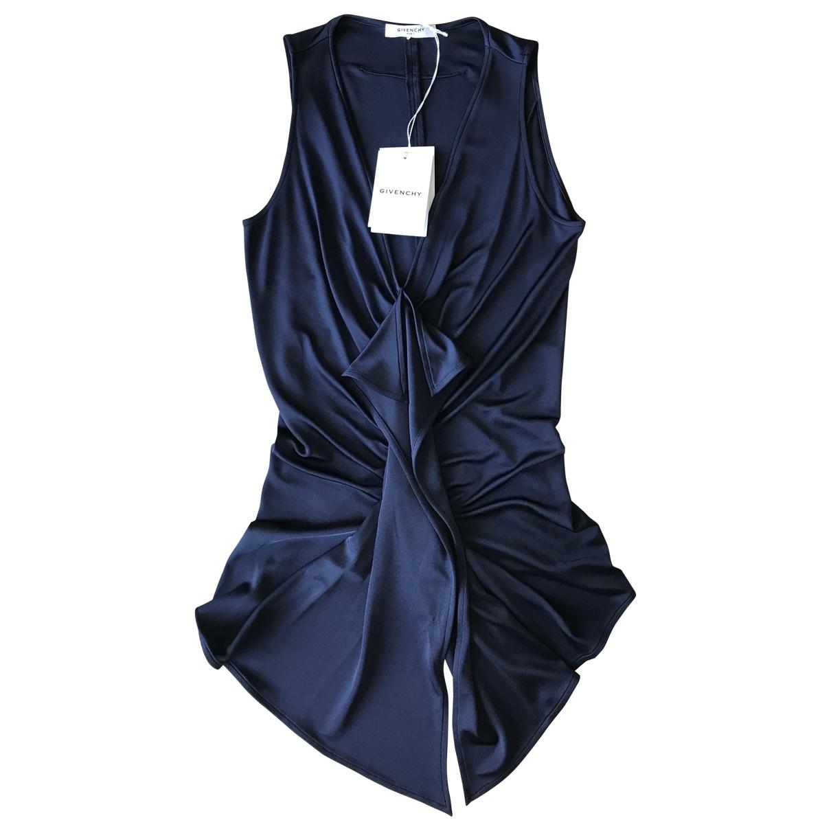 Givenchy - Top   pour femme - bleu