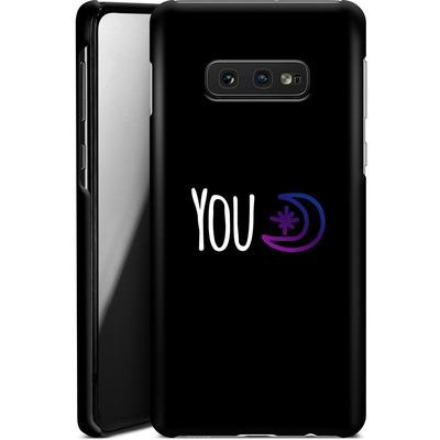 Samsung Galaxy S10e Smartphone Huelle - You Moon von caseable Designs
