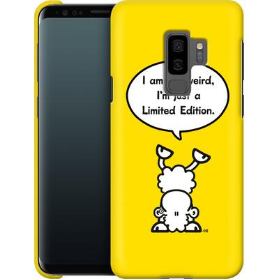 Samsung Galaxy S9 Plus Smartphone Huelle - Weird von Sheepworld