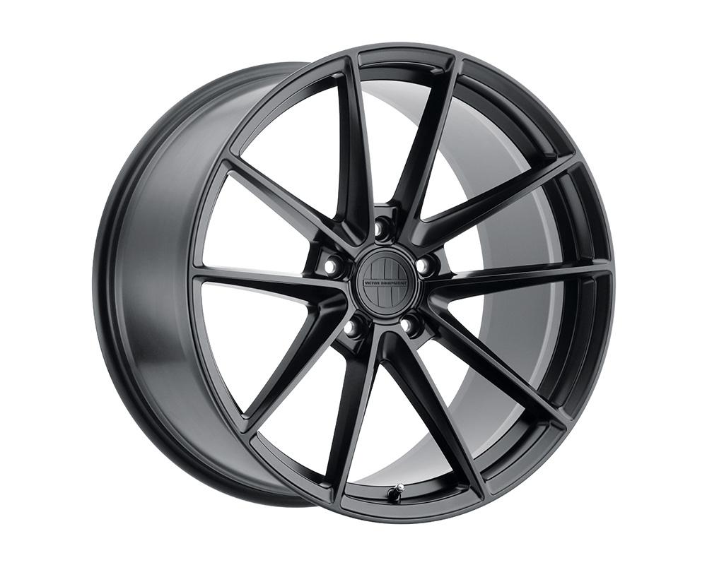 Victor Equipment 2111VZF405130M71 Zuffen Wheel 21x11 5x130 40mm Matte Black
