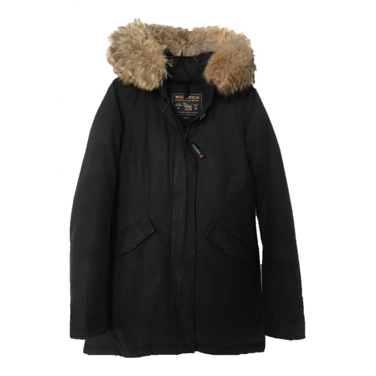 Woolrich \N Black coat for Women XS International