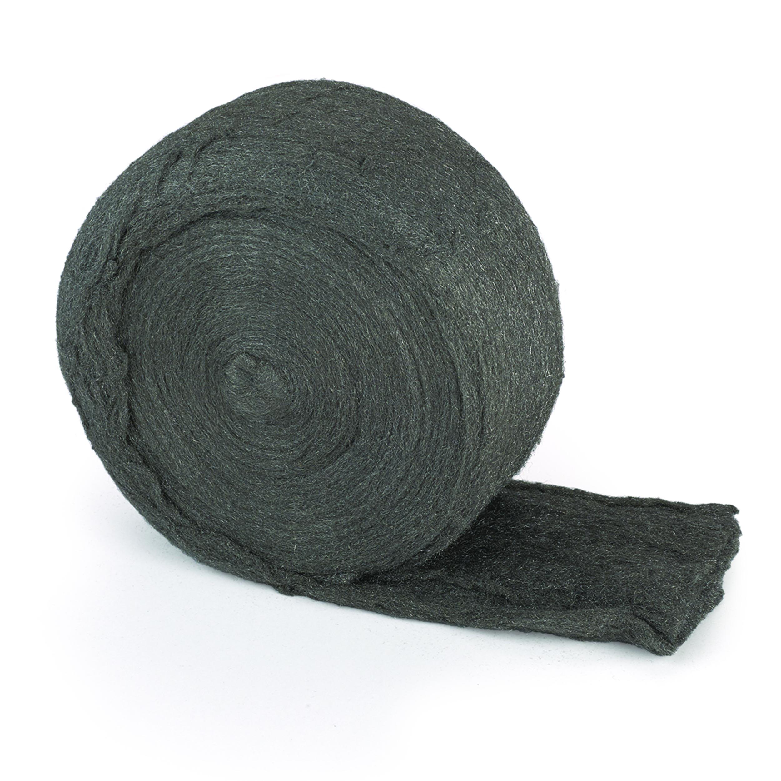 Oil Free Steel Wool 0000 225 gram Roll
