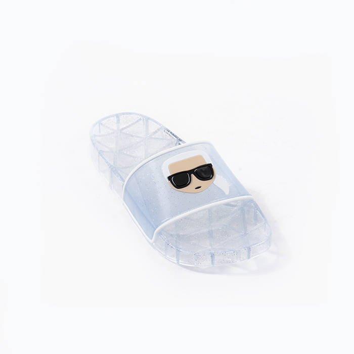 Karl Lagerfeld Kondo Klear Ikonic Slide KL80705 VSL