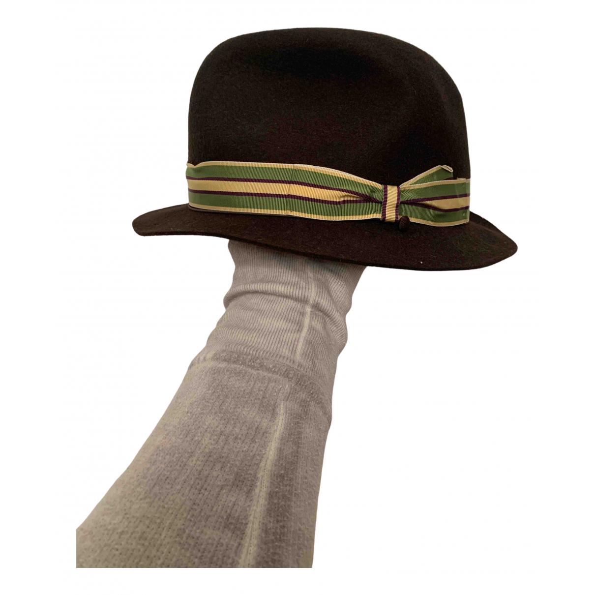 Sombrero / gorro de Lana Borsalino