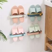 1 pieza estante de zapato de color al azar