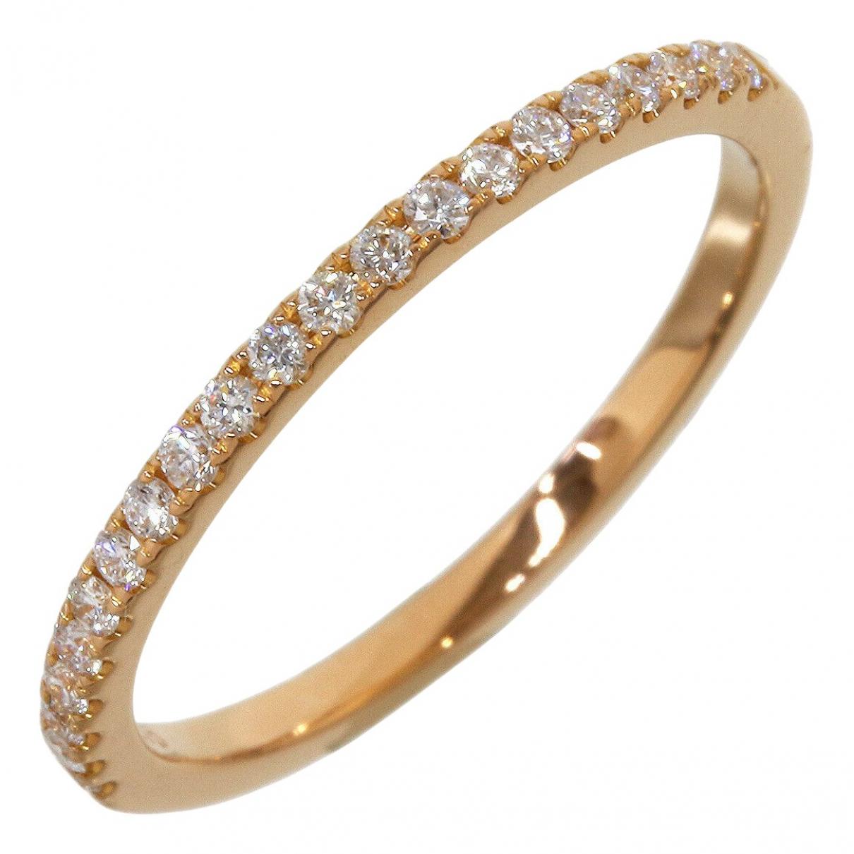 Akhah - Bague   pour femme en or rose