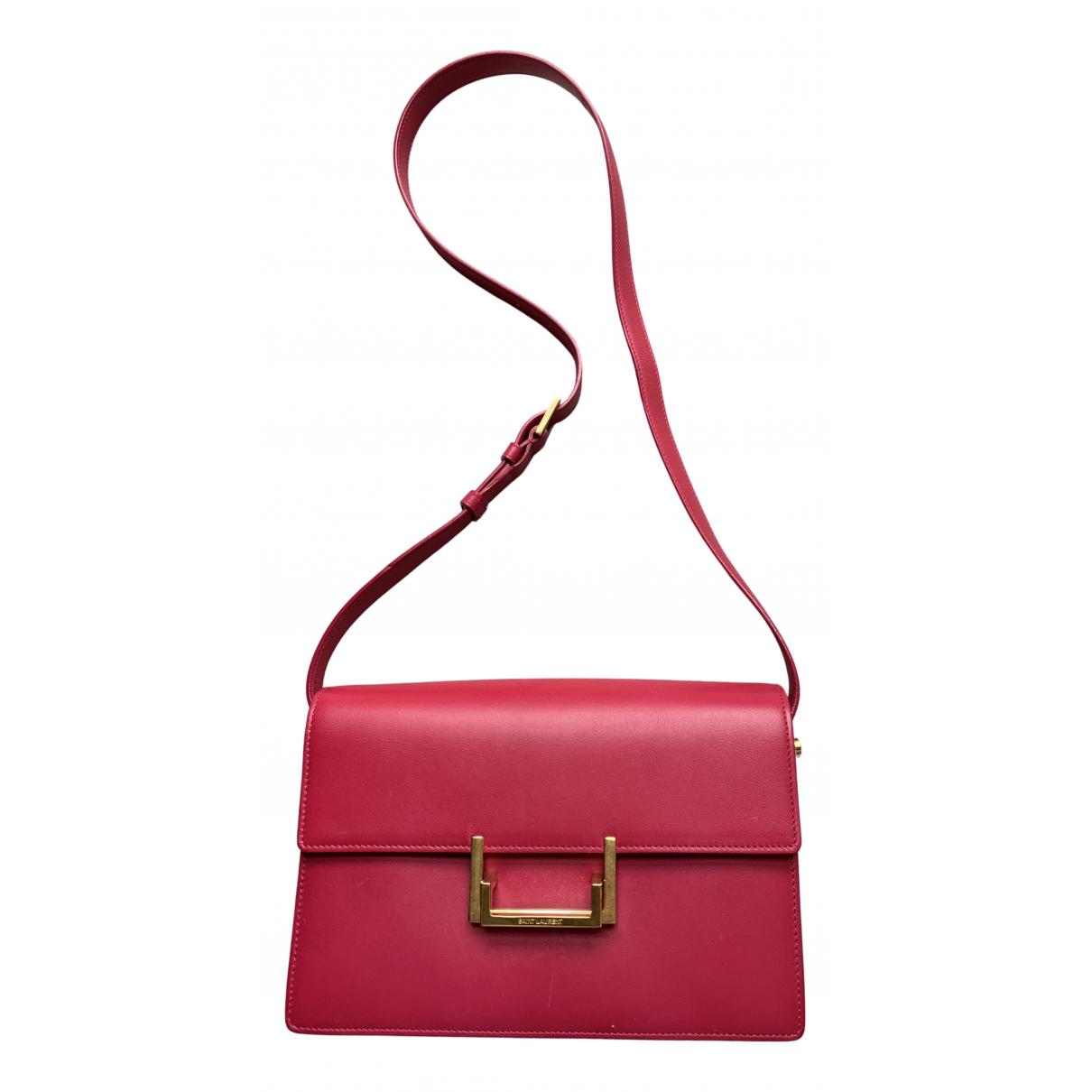 Saint Laurent N Pink Leather handbag for Women N