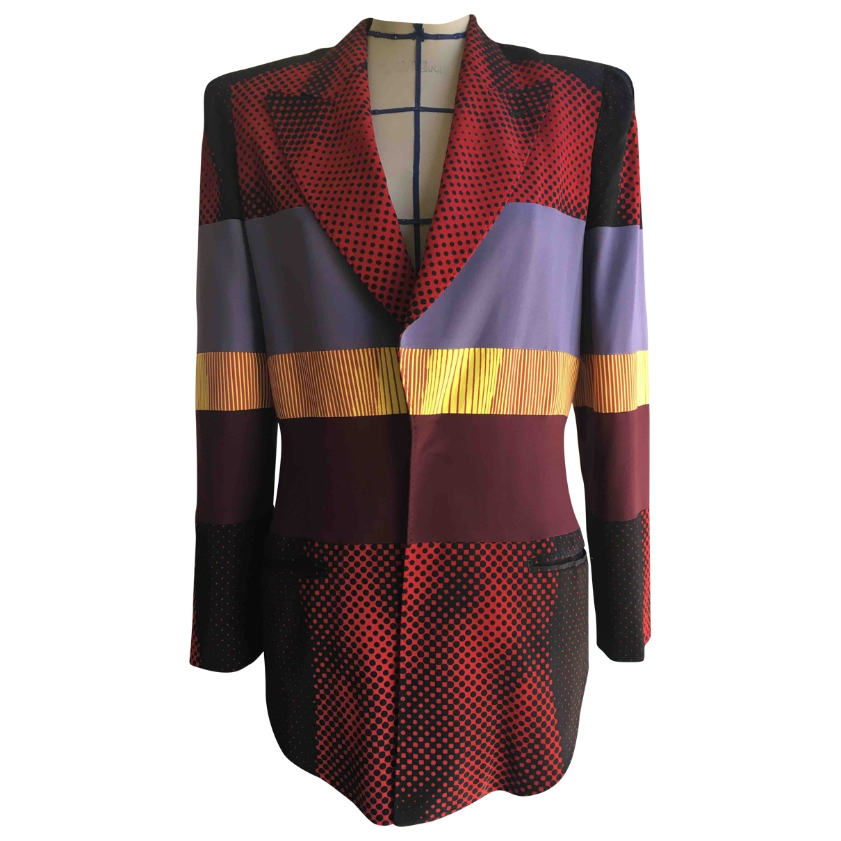 Jean Paul Gaultier - Veste   pour femme - multicolore