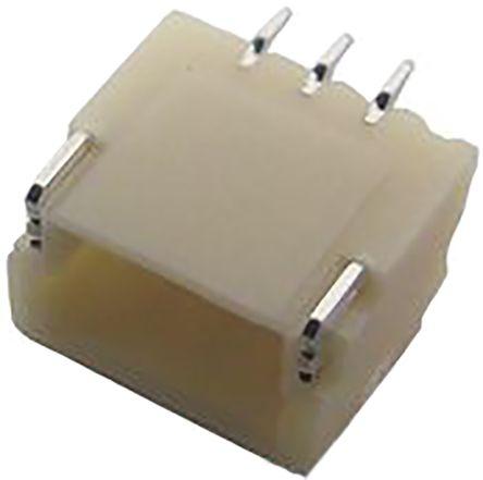JST , SH, 3 Way, 1 Row, Right Angle PCB Header (10)