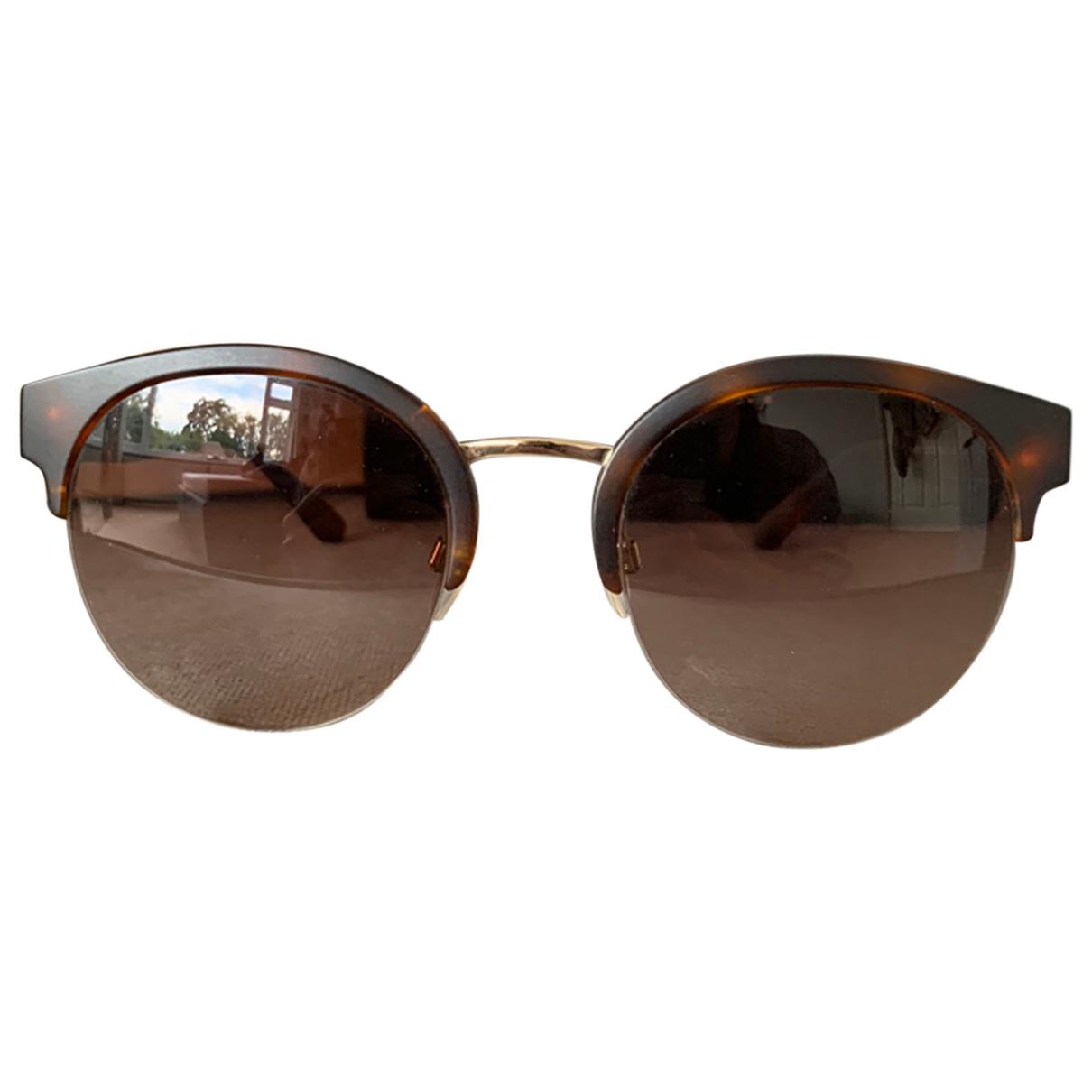 Burberry \N Brown Sunglasses for Women \N