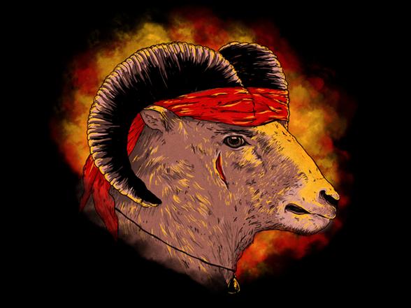Ram-bo T Shirt
