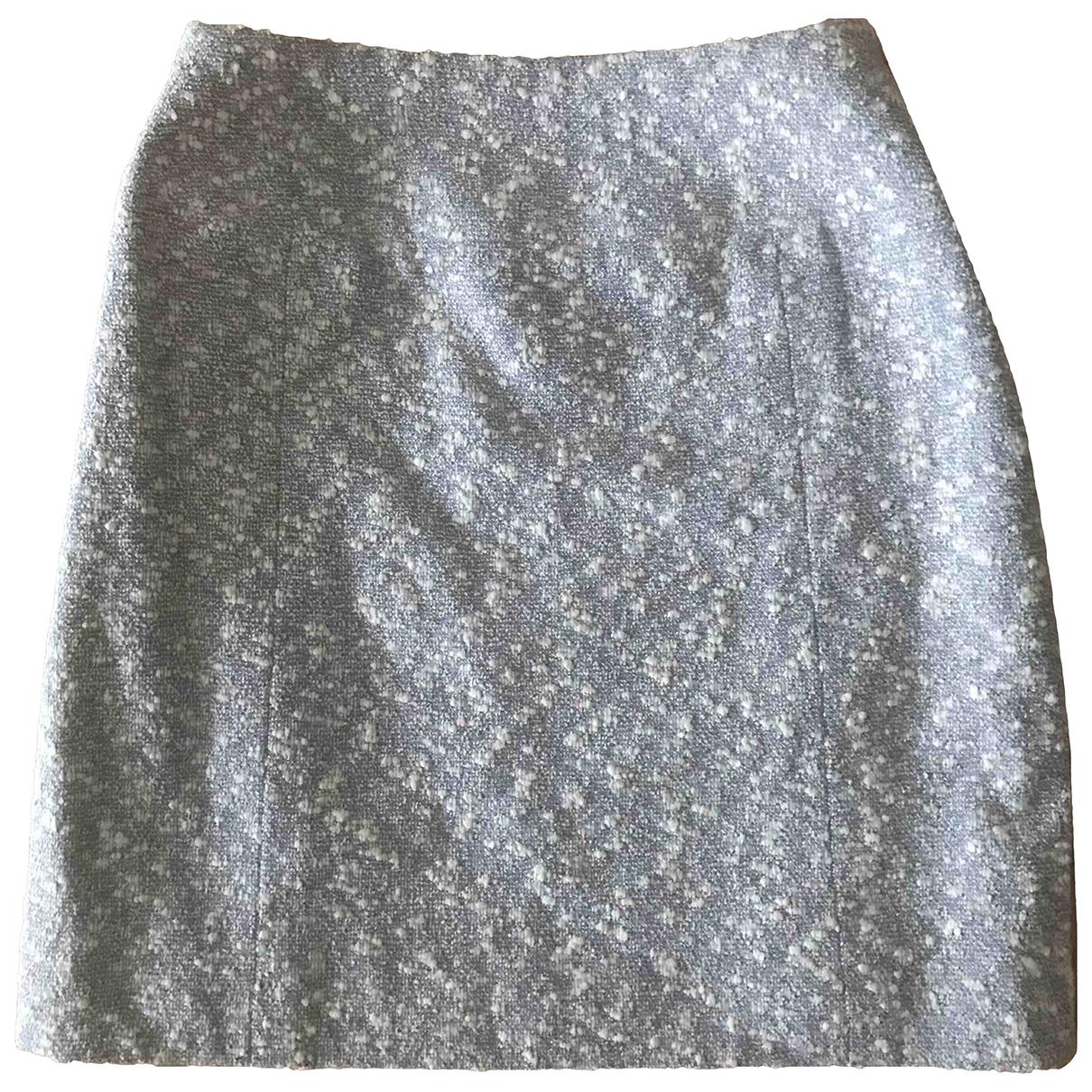 Chanel N Cotton skirt for Women 38 FR