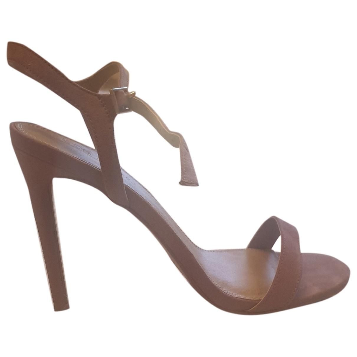 Asos - Sandales   pour femme en suede