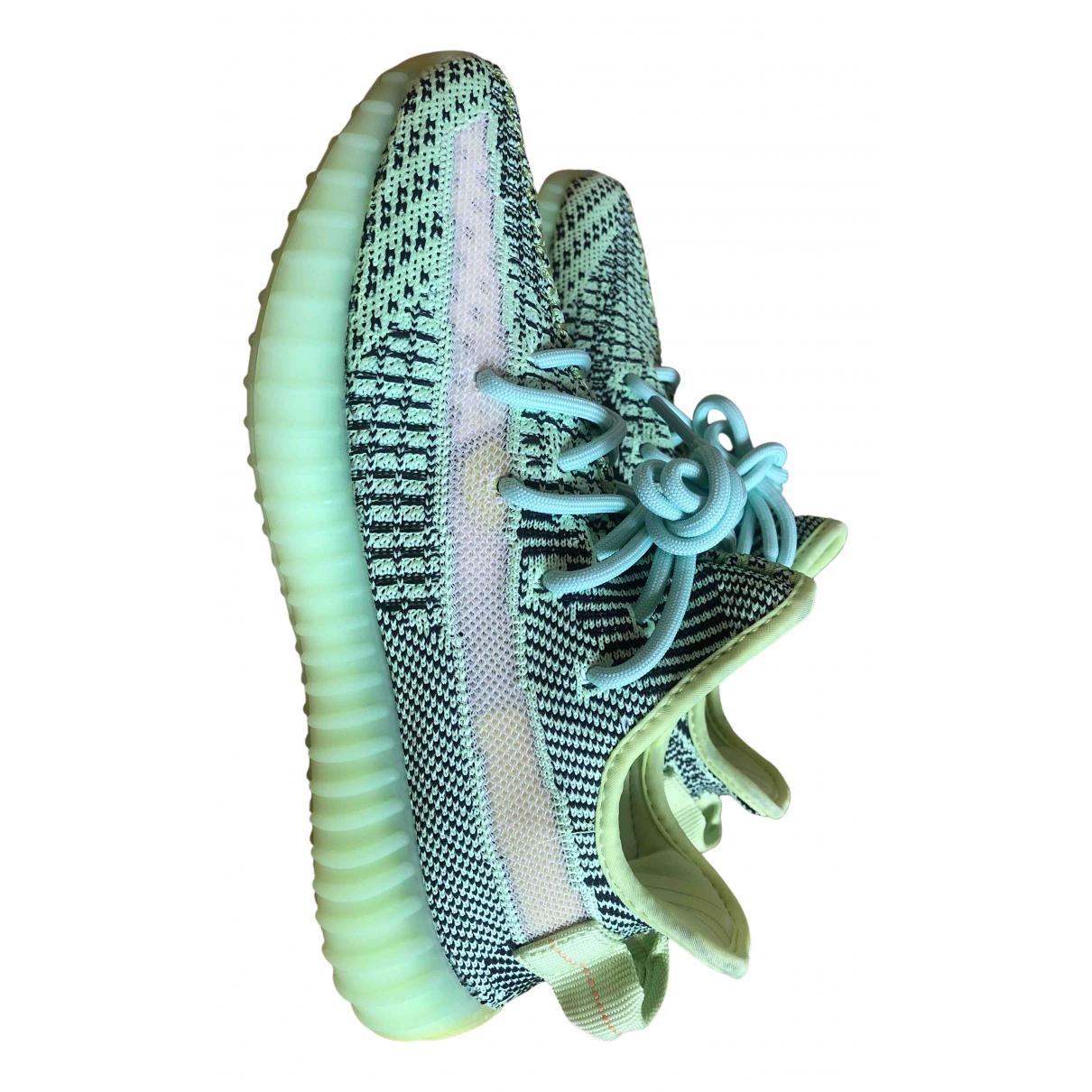 Yeezy X Adidas - Baskets Boost 350 V2 pour femme en toile