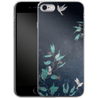 Apple iPhone 6s Silikon Handyhuelle - Tranquility von Stephanie Breeze