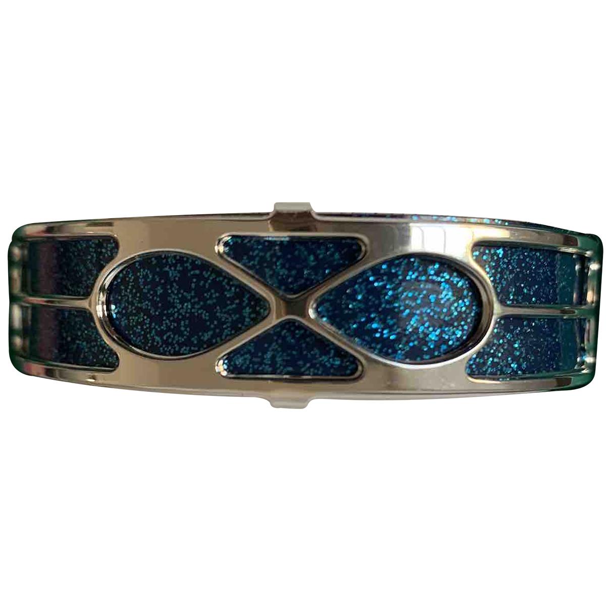 Les Georgettes \N Blue Metal bracelet for Women \N
