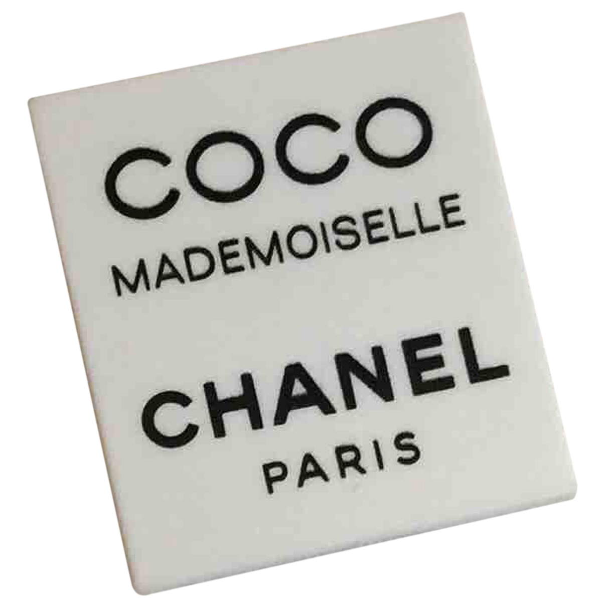 Chanel N White Metal Pins & brooches for Women N