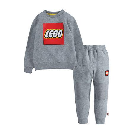 Lego Toddler Boys Lego 2-pc. Pant Set, 4t , Gray