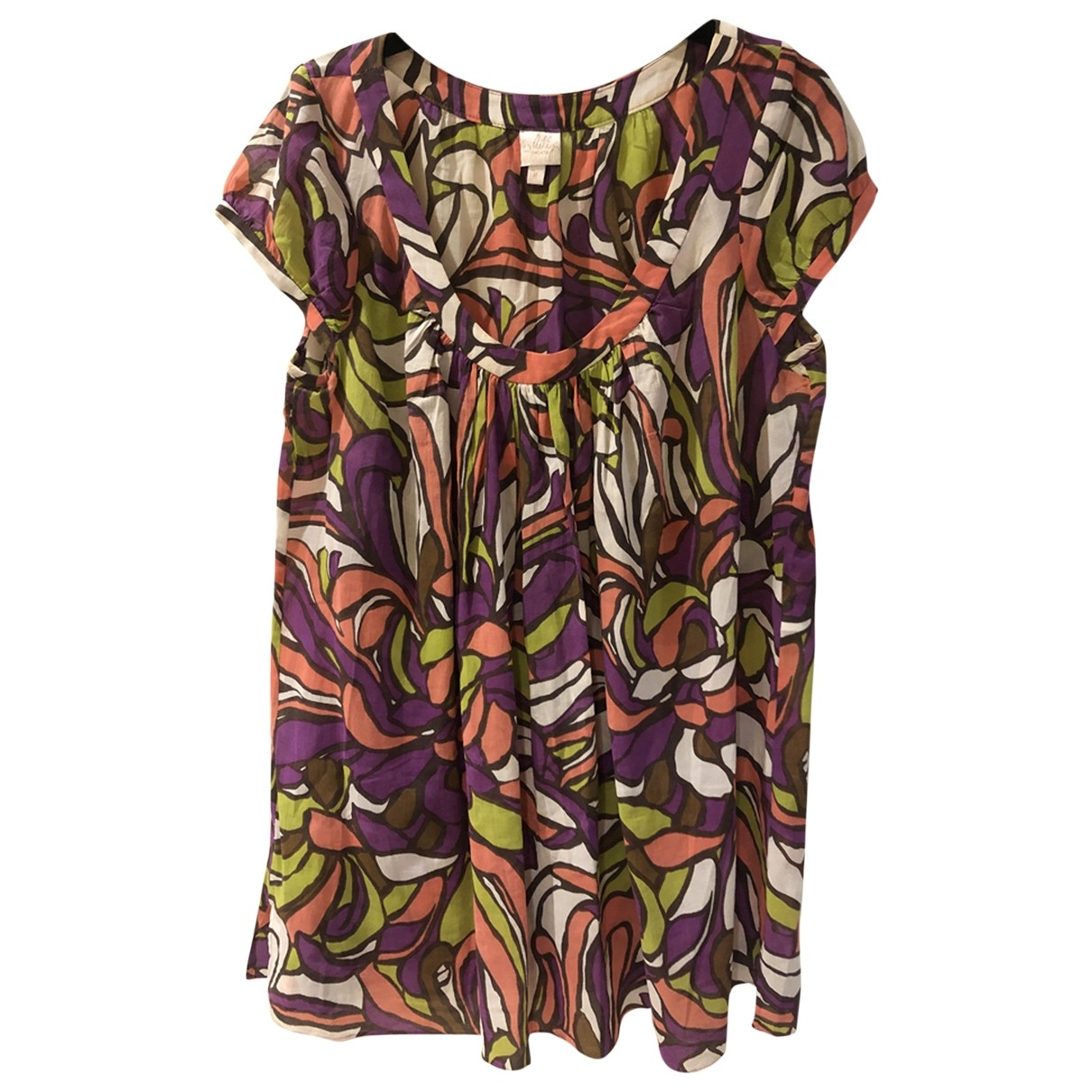 Milly \N Multicolour Cotton  top for Women M International