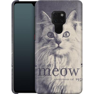 Huawei Mate 20 Smartphone Huelle - Famous Quote Cat von Florent Bodart