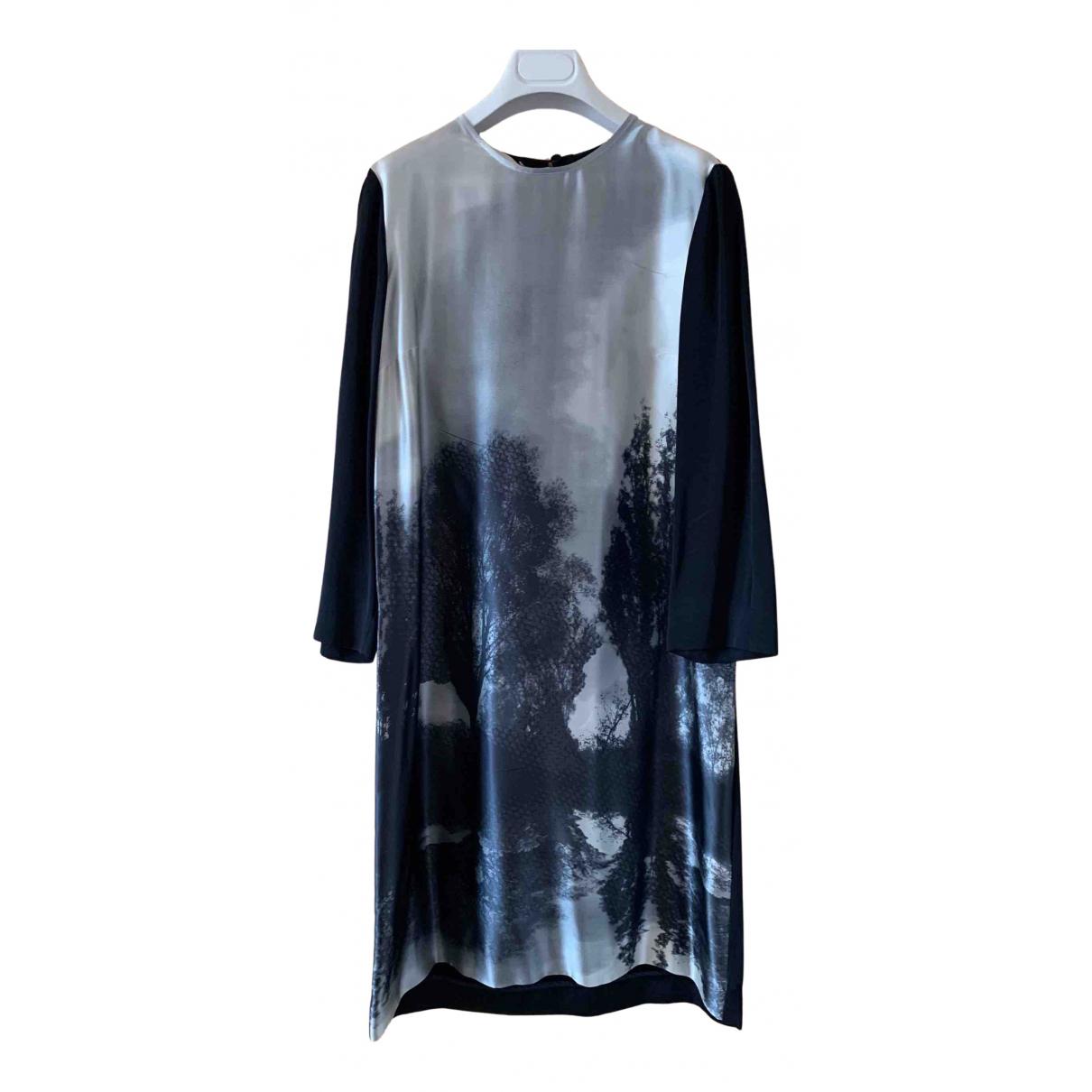 Stella Mccartney - Robe   pour femme en soie - multicolore
