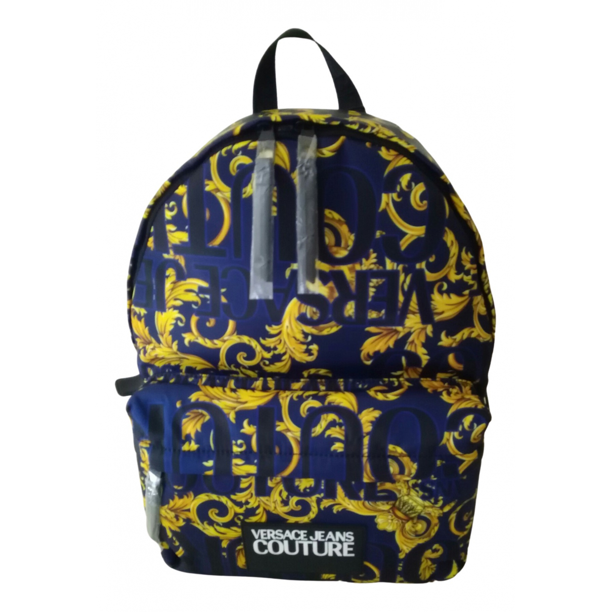 Versace Jeans \N Blue backpack for Women \N