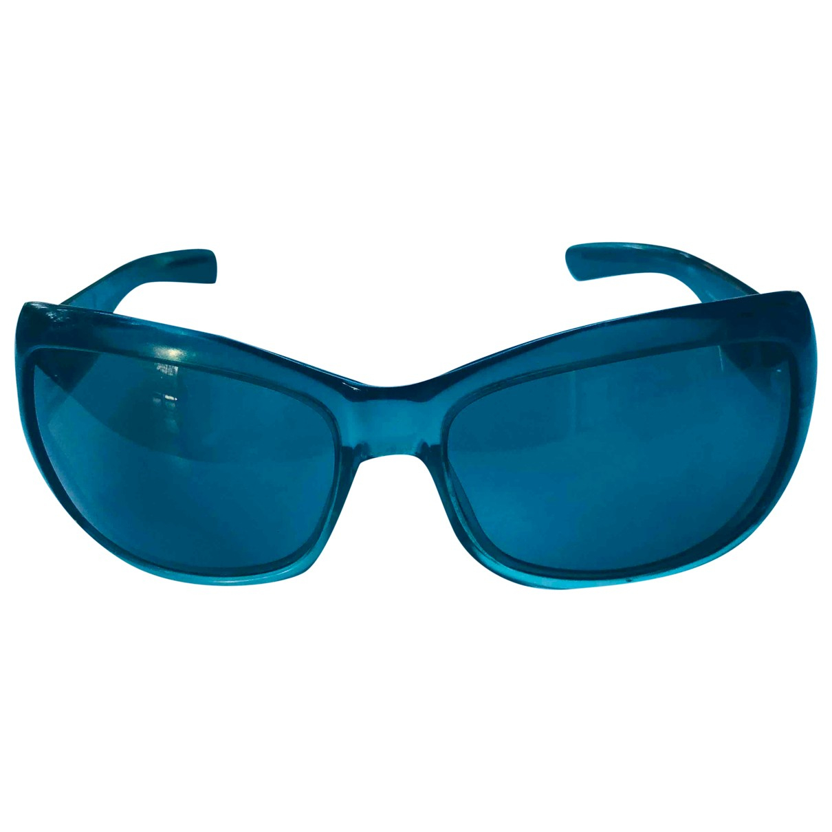 Giorgio Armani \N Blue Sunglasses for Women \N