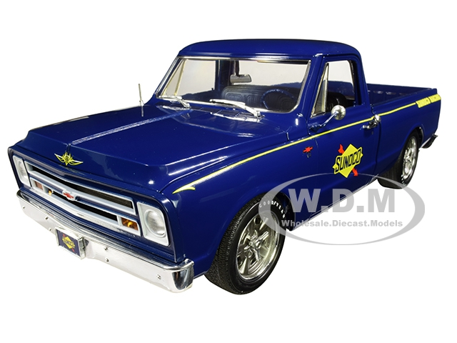 1967 Chevrolet C-10 Pickup Truck Blue