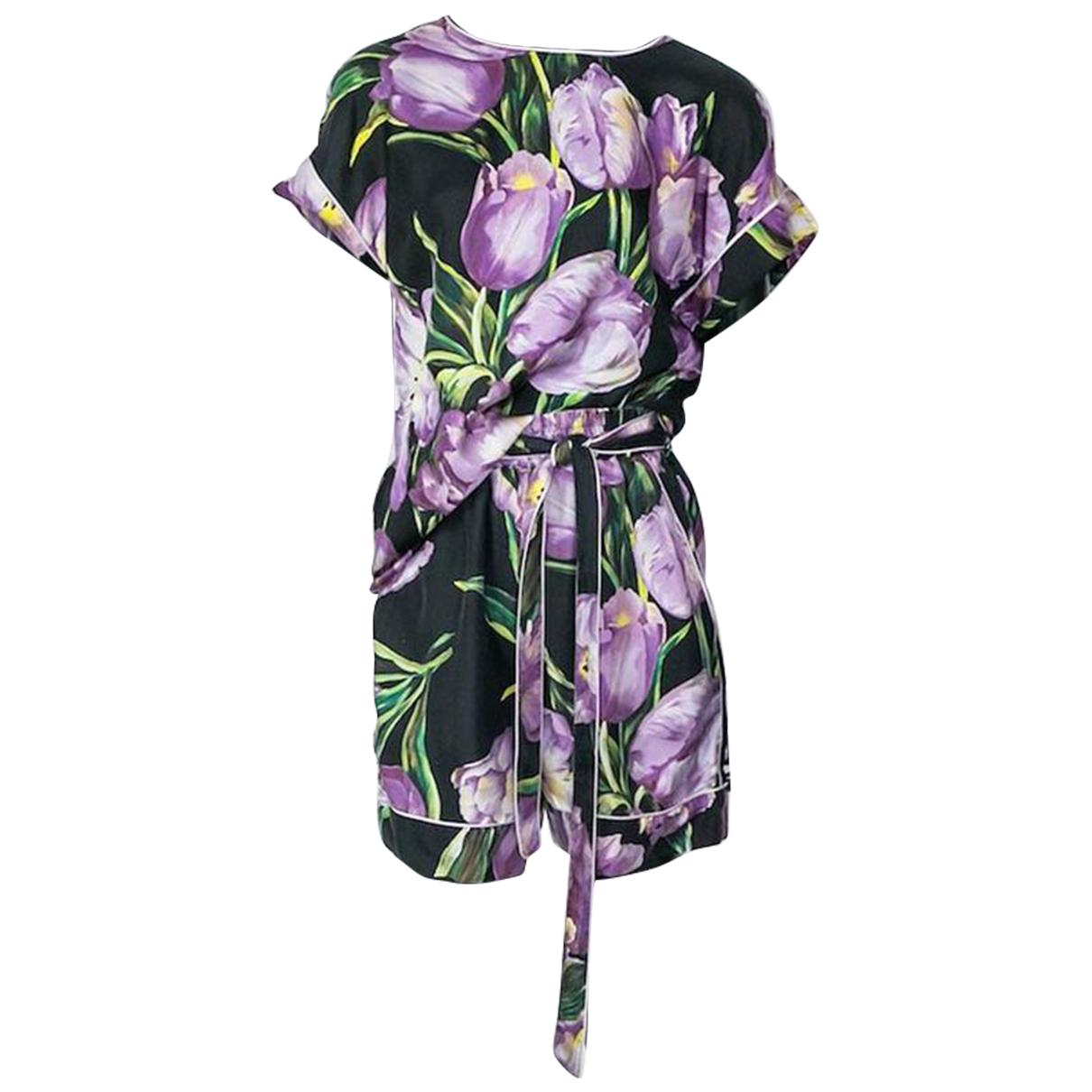 Dolce & Gabbana - Combinaison   pour femme - multicolore