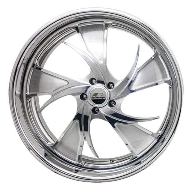 Billet Specialties DT94249Custom BLVD 94 Wheels 24x9