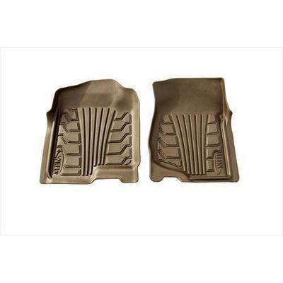 Nifty Catch-It Front Floor Mat (Tan) - 283001-T