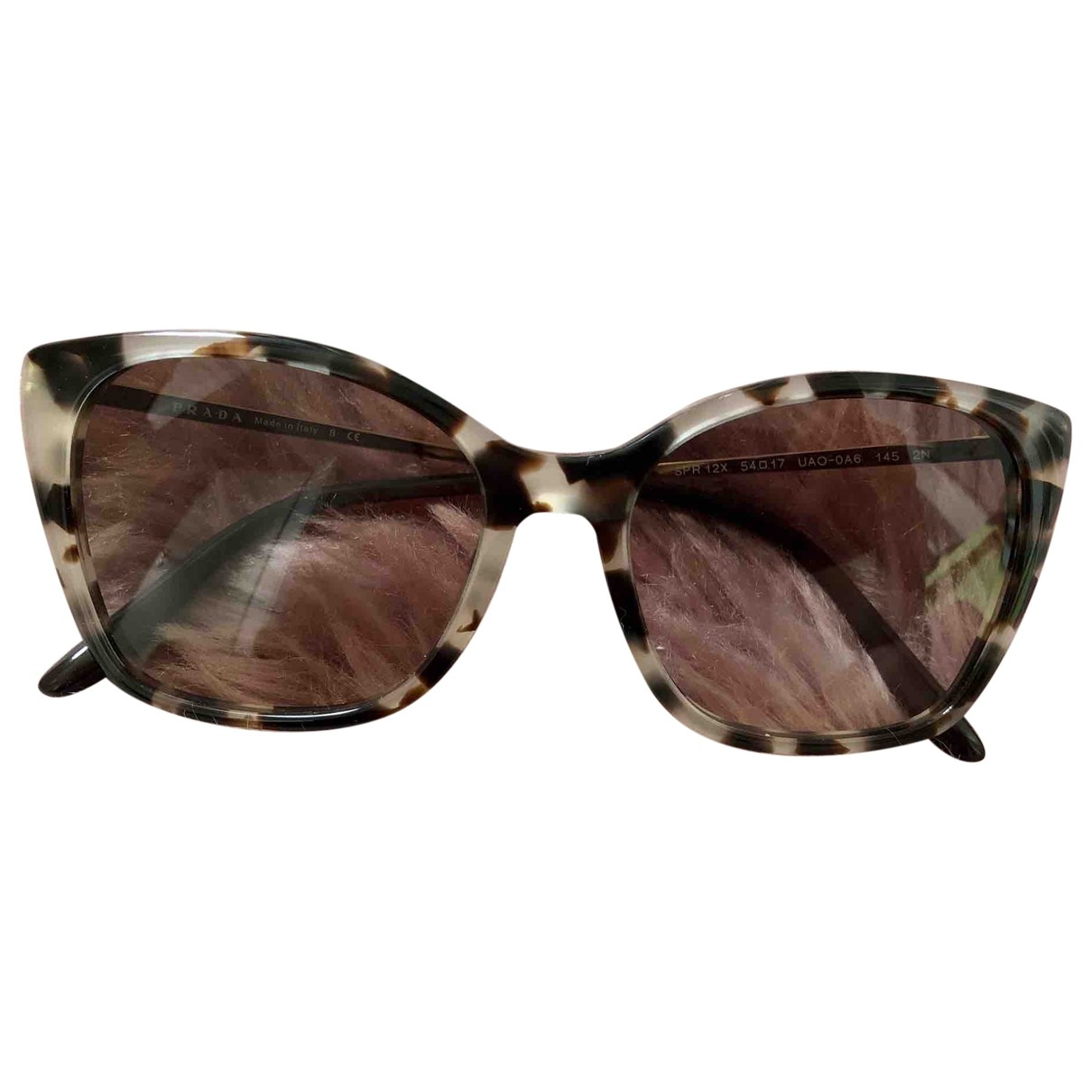 Prada \N Grey Sunglasses for Women \N