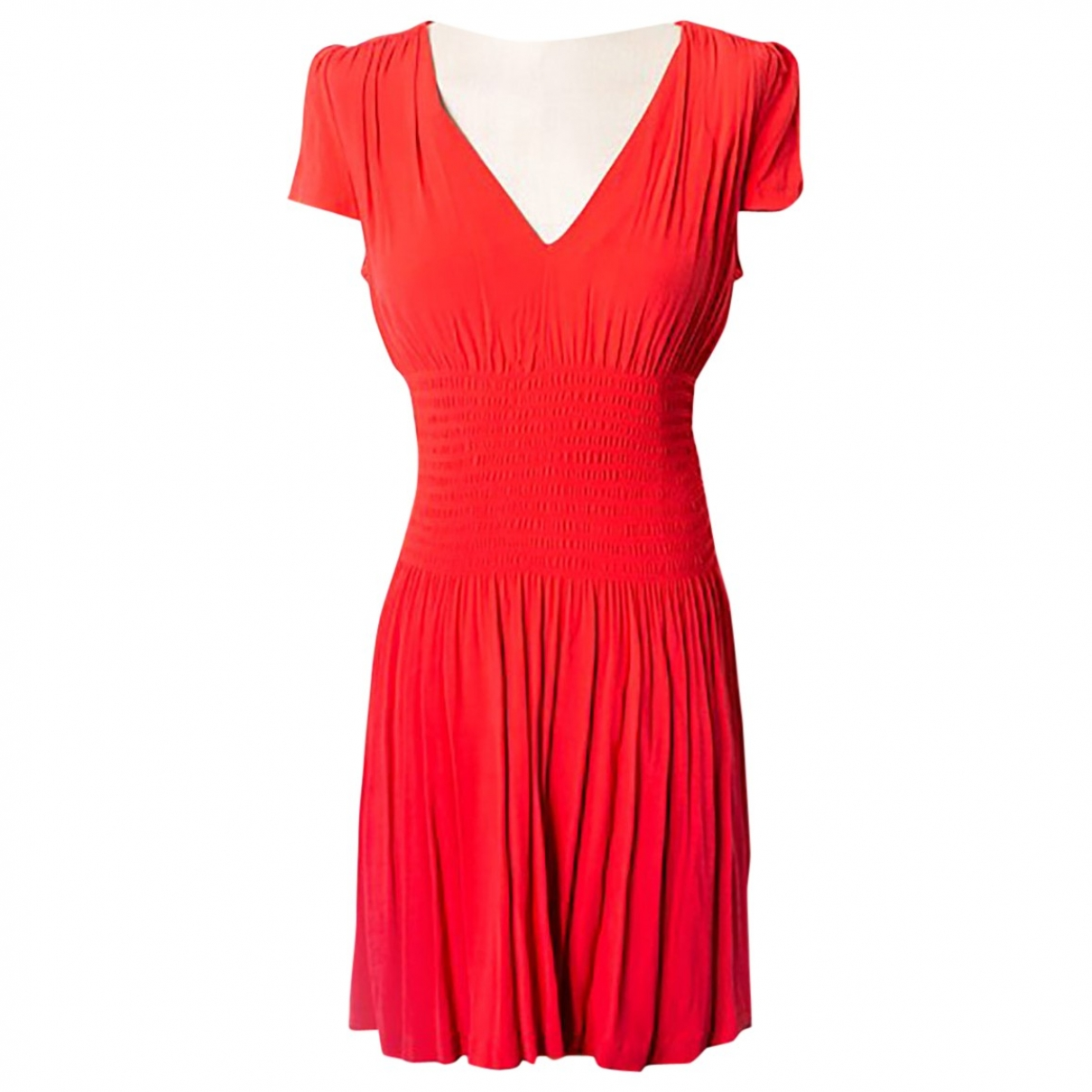 Maje \N Red dress for Women 3 0-5