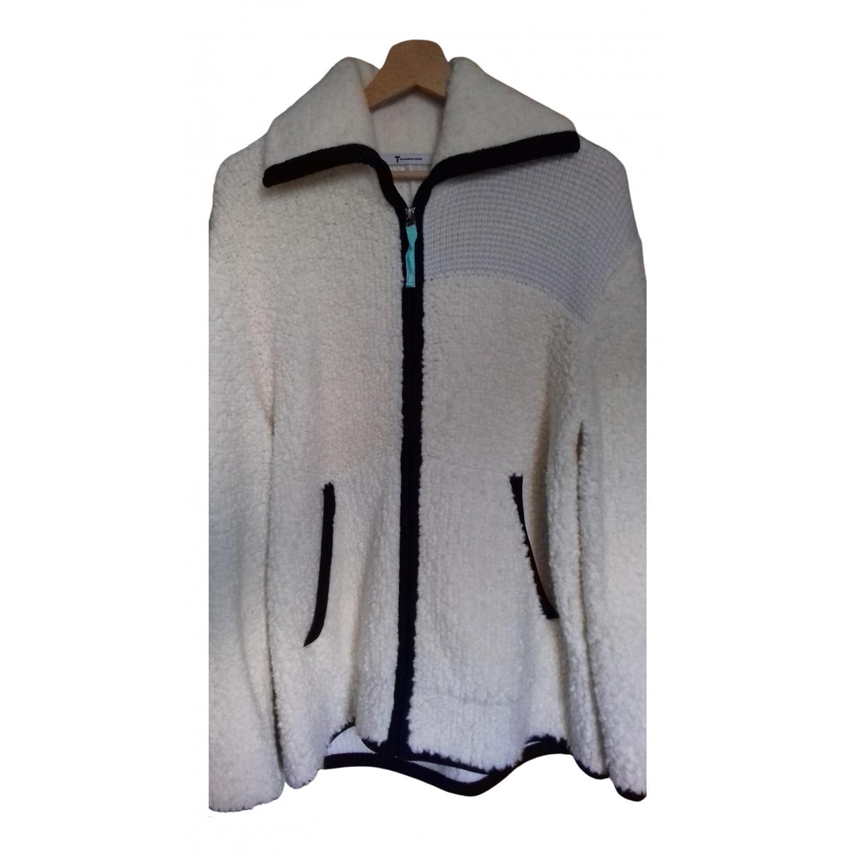 T By Alexander Wang N Beige jacket for Women M International