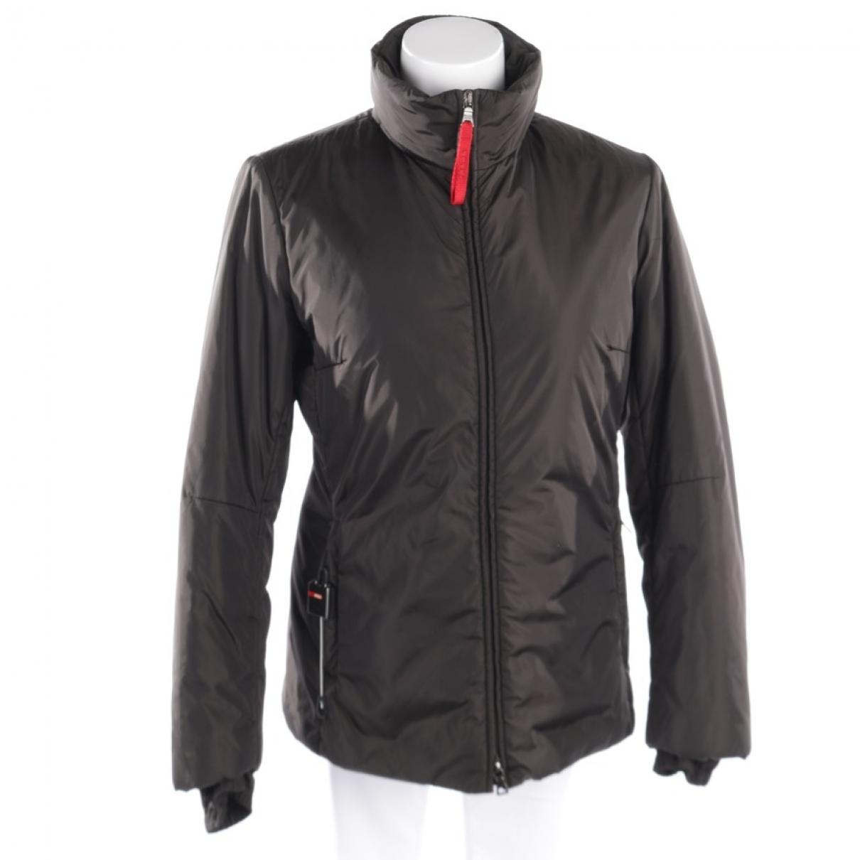Prada \N Khaki jacket for Women 36 FR