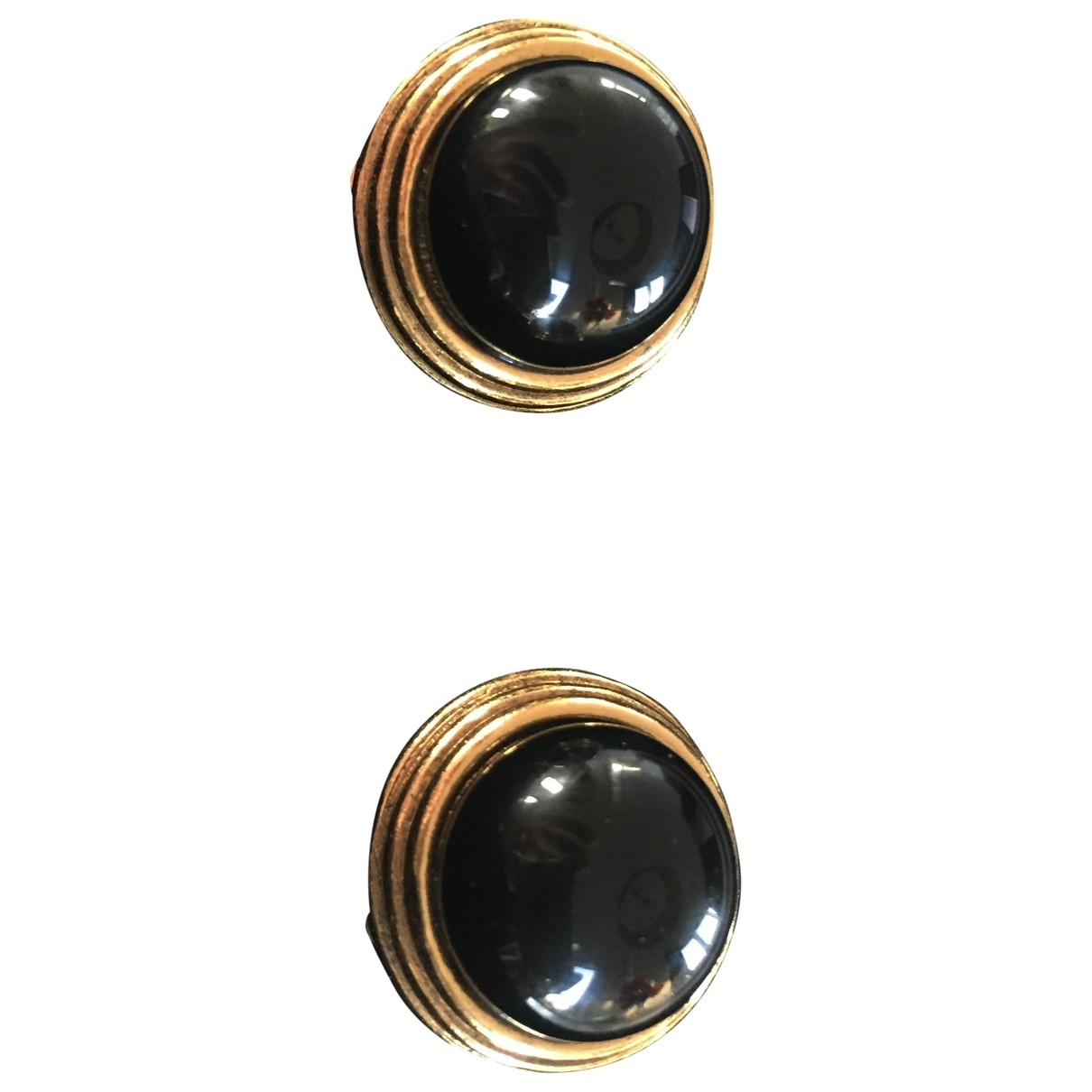 Chanel \N Gold Metal Earrings for Women \N