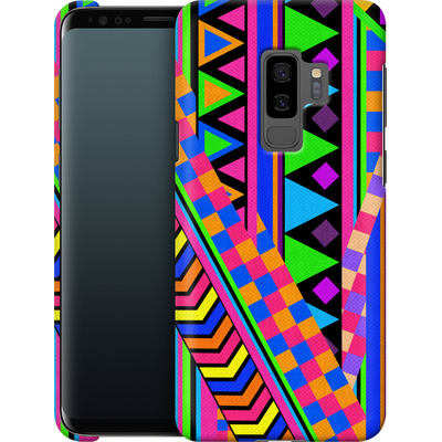 Samsung Galaxy S9 Plus Smartphone Huelle - NEON von Bianca Green