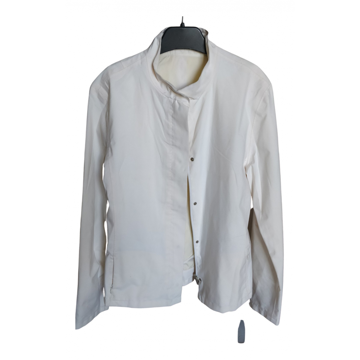 Max Mara s N White jacket for Women 42 IT