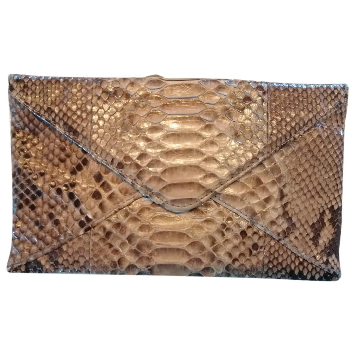 Michael Kors \N Multicolour Exotic leathers Clutch bag for Women \N