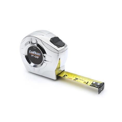 Lufkin Engineer's Tape Measure, P2000 Series, 1# x 33'