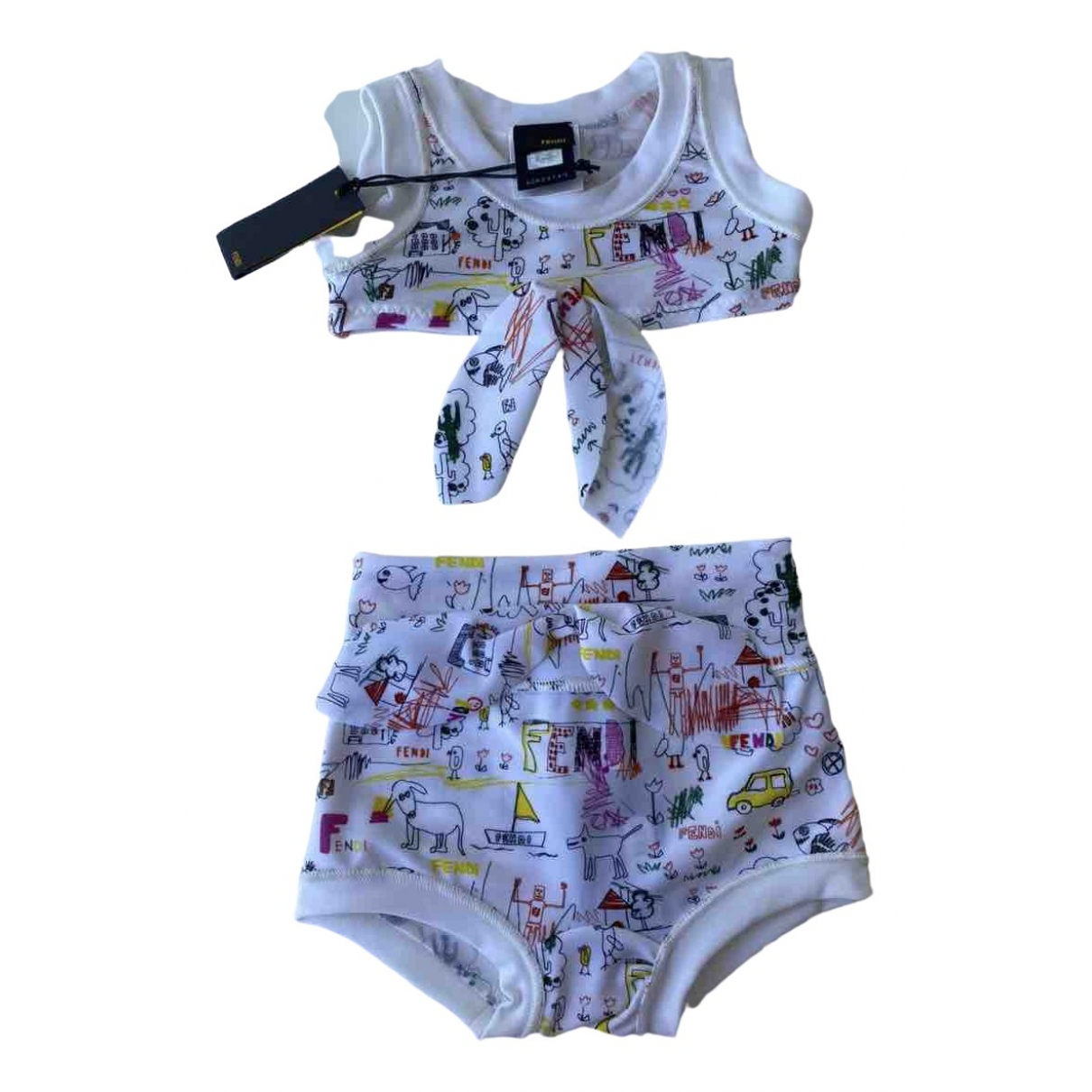 Fendi \N Multicolour Outfits for Kids 3 months - up to 60cm FR