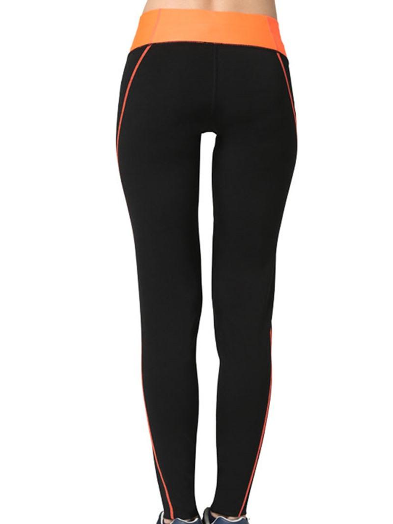 Ericdress Quick Dry Polyester Full Length Running Leggings