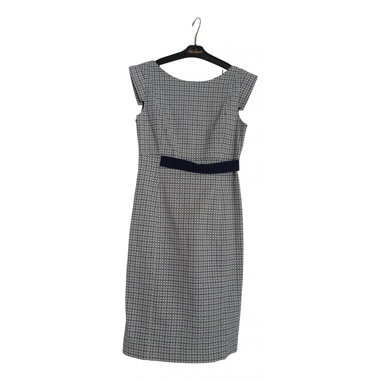 Max & Co - Robe   pour femme en coton - elasthane - multicolore