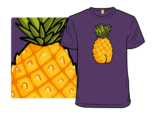 Tropical Tush T Shirt