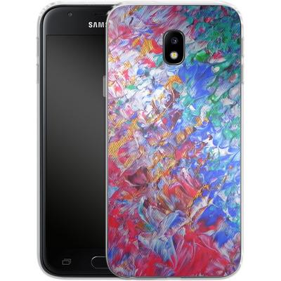 Samsung Galaxy J3 (2017) Silikon Handyhuelle - Macro 6 von Gela Behrmann