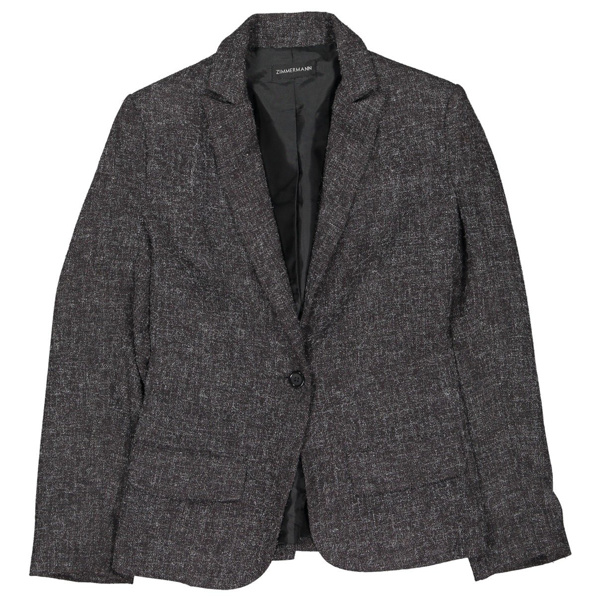 Zimmermann - Veste   pour femme en laine - gris