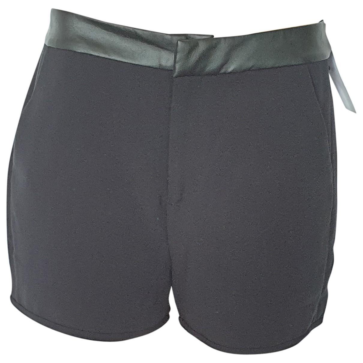 Calvin Klein \N Black Shorts for Women 36 FR