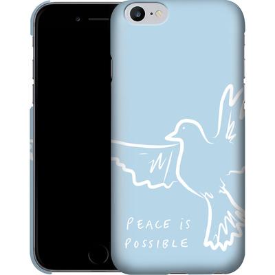 Apple iPhone 6 Plus Smartphone Huelle - Peace is Possible von caseable Designs