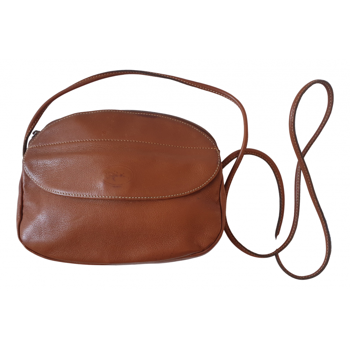Longchamp N Brown Leather handbag for Women N