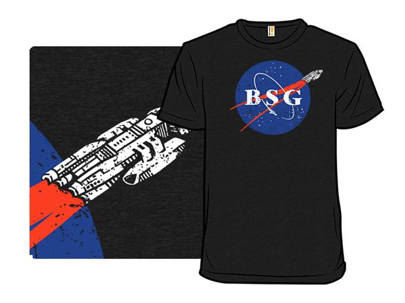 Battlestar Origins T Shirt